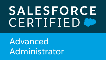 SF Advanced Admin Cert