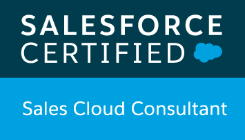 SF Sales Cloud Consultant
