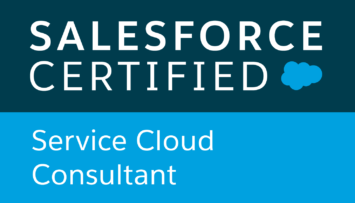 SF Service Cloud Consultant