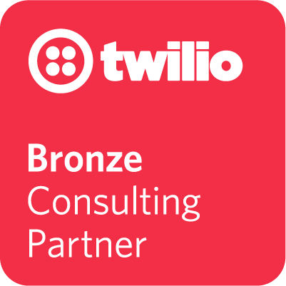 Twilio Bronze Consulting Partner